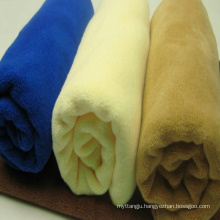 hand towel, 100% microfiber hand towel, compressed hand towel terry