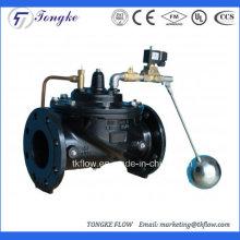 Vanne hydraulique à vanne flottante modèle 160 pour soupape à bille industrielle