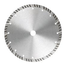 Turbo segmentierter Klinge für trockenen Schnitt Baumaterial (SUDSB)