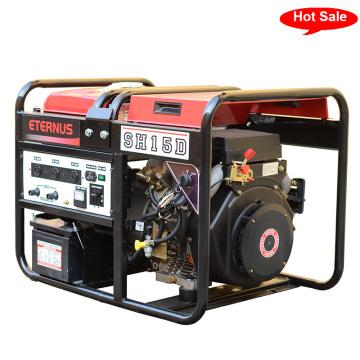 Easy Move 10kVA Single Phase Diesel Generator (SH8Z)
