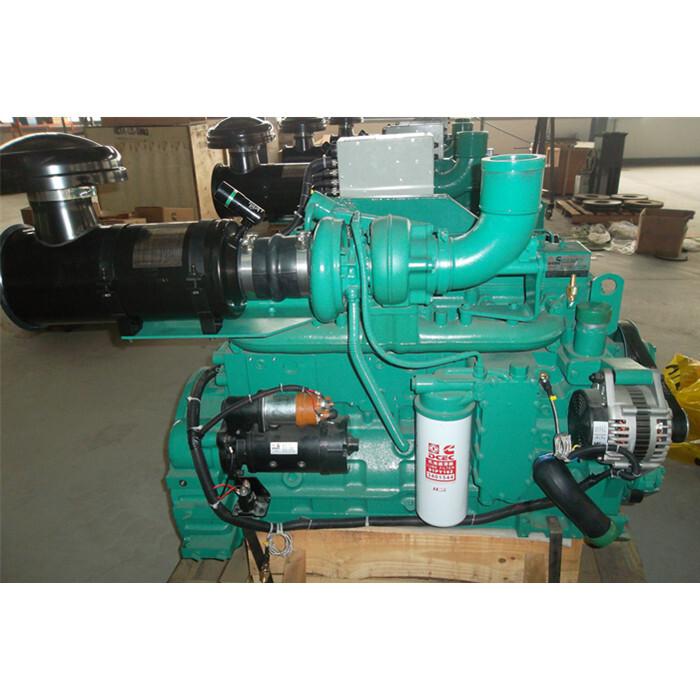 6ct8 3 G2 Engine Assy 2 Jpg