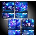 Plastic Menbership Card PVC Gift VIP Card