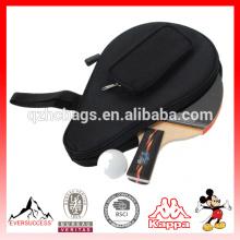 Saco de raquete de tênis à prova d'água Casetable Ping Pong Paddle Bag Pouch (ES-Z299)