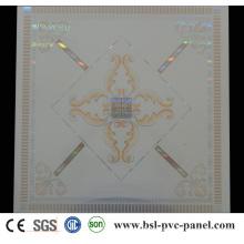 Hot Stamp PVC Panel 59.5cm 60cm PVC Ceiling