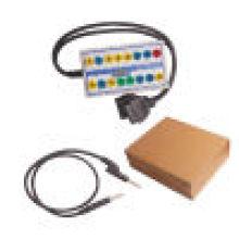 OBD-II Protocol Detector & Break out Box 16pin/38pin/14pin