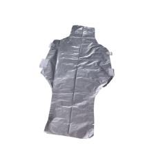 High quality 1000kg jumbo fibc bulk container aluminum foil liner fibc big bag aluminum foil paper bags packaging bag