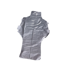 High quality 1000kg jumbo fibc bulk container aluminum foil liner fibc big bag packaging bag aluminum foil paper bags