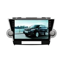 Yessun Andriod Reproductor de DVD de coche para Toyota Highlander (HD1001)