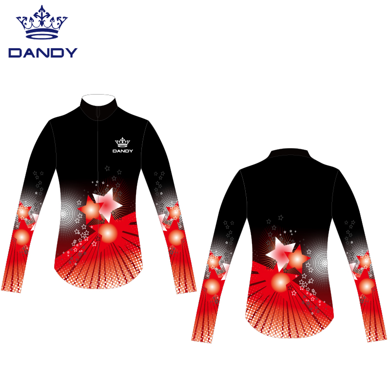 custom dance team jackets