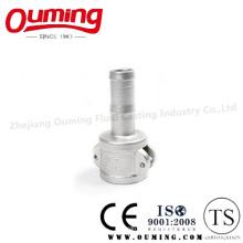 Нержавеющая сталь C-типа быстрого литья с точностью инвестиций (OEM / ODM)