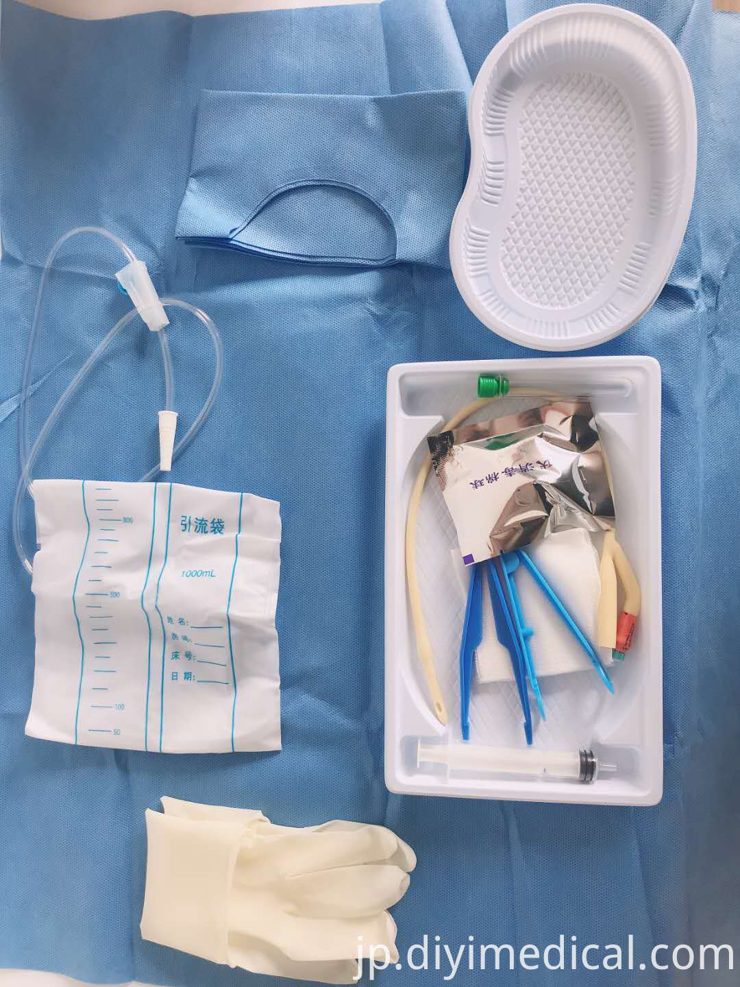 Drainage Catheter Urine Bag