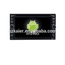 Hersteller 6.2 '' 2 din Universal Auto DVD-Player Audio