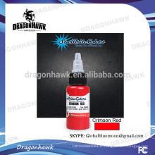 Factory Meilleur encre de tatouage 1 oz Crimson Red Color