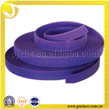 Durable famous star nylon hook and loop