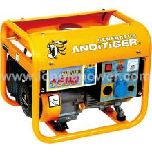 Fabricant chinois 1kw petit générateur d'essence à usage domestique (LF1500-E)