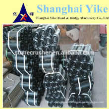 black conveyor roller made in China with best quality