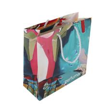 Manufacturer of Shopping Packaging Paper Gift Bag for Clothing Custom Design