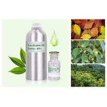 Precio a granel del aceite esencial de eucalipto 100% natural
