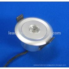 3W mini montagem de superfície levou downlights