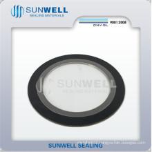 Al6xn Special Materials Spiral Wound Gaskets Al6xn Graphite Sealing Gasket (SUNWELL)