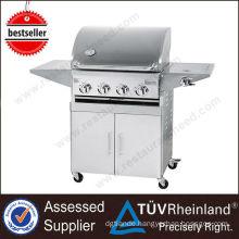 Restaurant Professional Gas Smokeless Vertical Outdoor bbq grill