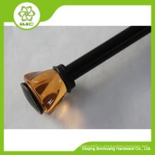 Новый стиль кристалл занавес finial, полимерный занавес finial, высокое качество полимерный занавес finial
