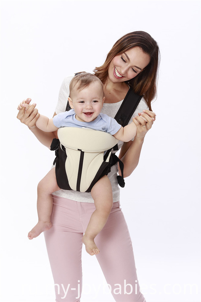 Soft Front And Back Toddler Carriers