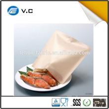 Made in China 4 x wiederverwendbare Toaster Toastie Sandwich Toast Taschen Taschen Toasty Toastabags NEU