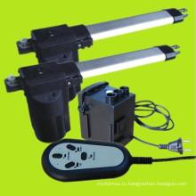 Использование линейных приводов постоянного тока электрические мебель