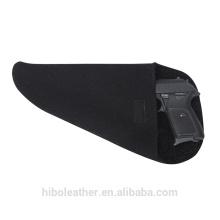 Tourbon Tactical Silicone Treated Gun Storage Case Pistol Socks Black Gun Protector