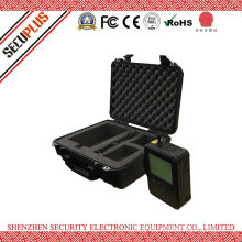 Portable Raman Spectrometer Identification of Unknown Chemicals, Explosives and Narcotics