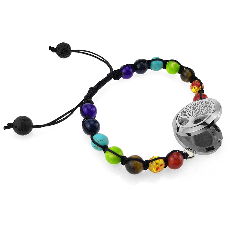 Essential Oil Bead Bracelet