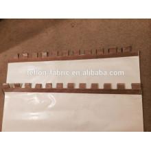 pizza belt, Ptfe teflon coated fiberglass fabric conveyor belt with kevlar border