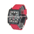 sport design nylon strap young boy watches