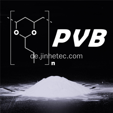 Rohmaterial Chemisches Polyvinylbutyral-PVB-Harzpulver