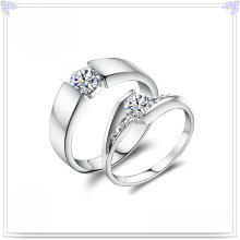 Anillo cristalino de la manera de la joyería de la joyería de la plata esterlina 925 (CR0007)