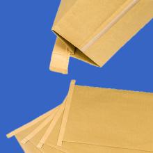 sac en papier kraft sac en peau de serpent enduit