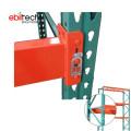 CE Powder Coating Steel Boltless Metal Shelves Stacking Pallet Racks with Teardrop Hole