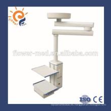 Fabricante de equipos médicos ICU Un brazo manual médico colgante