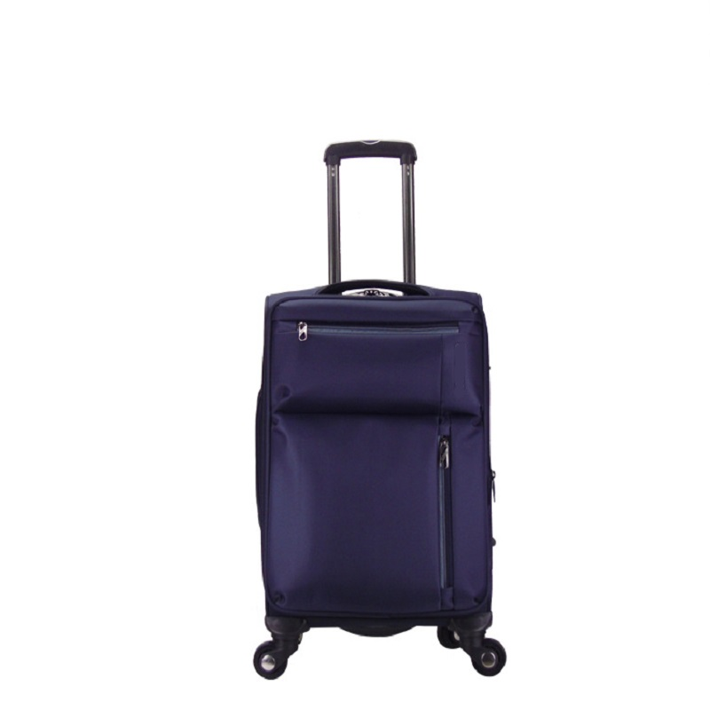 nylon fabric trolley bag