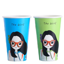 One-off environmental taste hot coffee sale Hollow Turkey Thick drink Best seller literary party wuhan paper cup