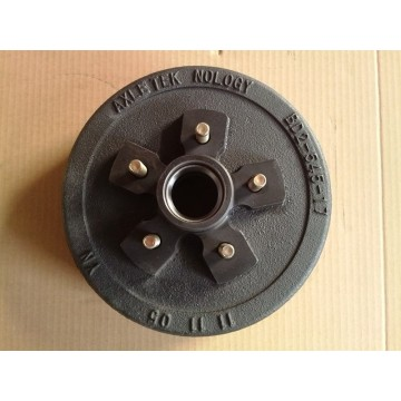 pièces de boîte à lumière remorque frein moyeu tambour