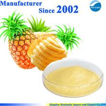 GMP e ISO certificated 100% natural Ananas Comosus Extrato, extrato de Ananás em pó