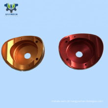 Peça fazendo à máquina do bronze do cnc do serviço das peças do Cnc da elevada precisão