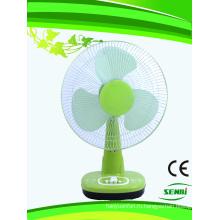 16 дюймов 110v красочные настольный вентилятор настольный вентилятор (Сб-Т-DC40O)