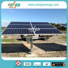 Solarenergie, Solar Pole Freilandanlage (AS-M15)