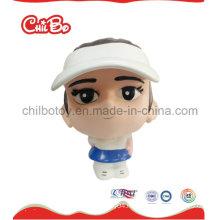 Little Boy Plastic Figure Toy (CB-PM030-S)