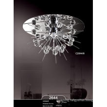 Fashion Design Glass Decoration Hotel Ceiling Lamp