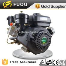 Motor diesel de un cilindro pequeño