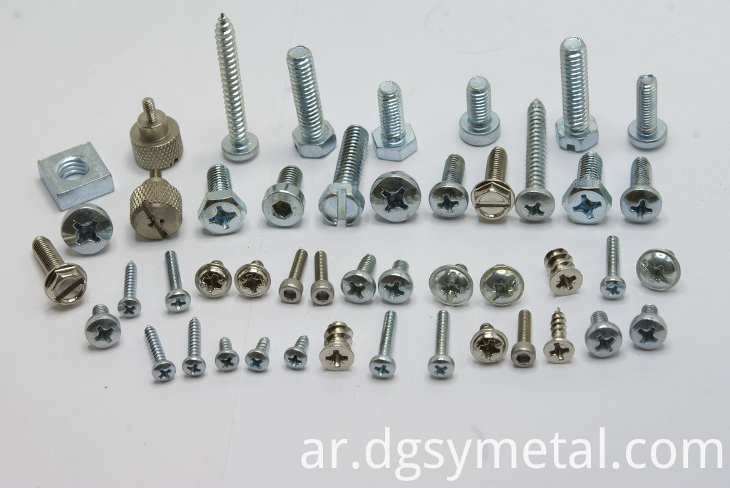 phillips hex head screw